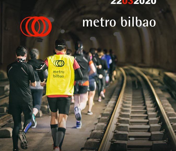 II. UNDER RUN METRO BILBAO – 2020