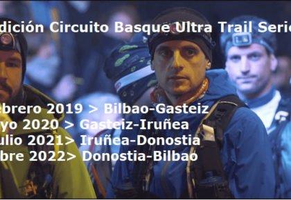 II. BASQUE ULTRA TRAIL SERIES (BUTS): GASTEIZ – IRUÑEA – 2020