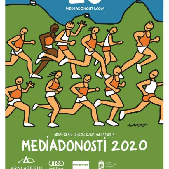 XX. DONOSTIAKO ERDI-MARATOIA / MEDIA-MARATON SAN SEBASTIAN – 2020
