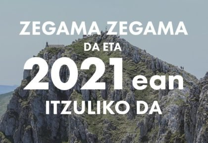 Zegama-Aizkorri 2020 edizioa bertan behera geratzen da!